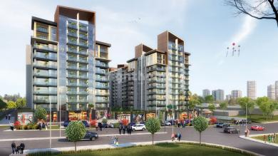 RH 149- Ready to move project in a special location in Istanbul