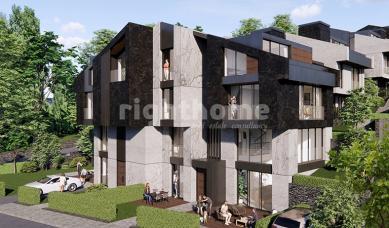 RH 398- Luxury villas in Zakariakoy under construction