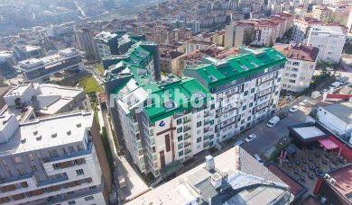 RH 56-Istanbul's green Kagithane residence