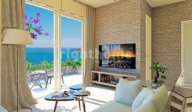RH 255 - villas with panoramic sea view in Bodrum Adaboku