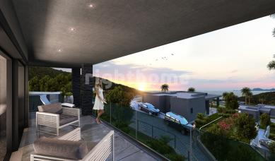 RH 390- Detached villas in Bodrum suitable for holidays