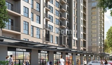 Special offer in Bahcesehir for 2+1 apartment under-construction