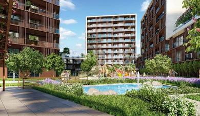 RH 272 - Investment project in Topkapi area, with the possibility of installments