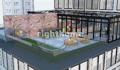 RH 78-Project in Eyup provide different apartment options with terrace