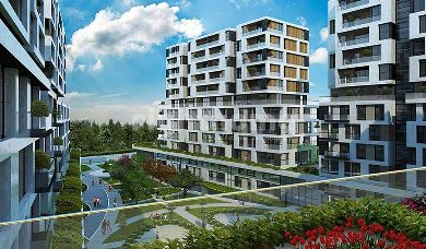 RH 209- ready apartments in Beylikduzu with good prices