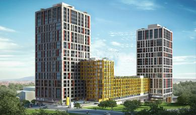 RH 392 - Ready to move in residential and commercial project in Kadikoy