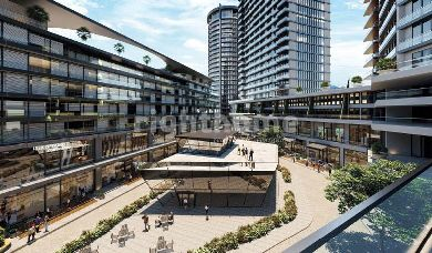 RH 184- Residential and investment project in Kadikoy in the Asian side of Istanbul