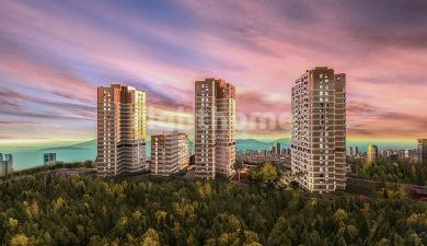 RH 382- Kartal towers with Islands view at affordable prices