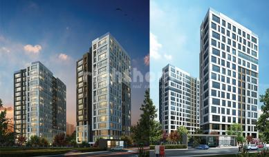 RH 338 - Apartments with a sea view and a view of the Princess Islands in Kartal