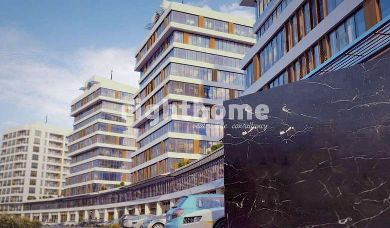 RH 139-Commercial offices with rental guarantee in Maslak