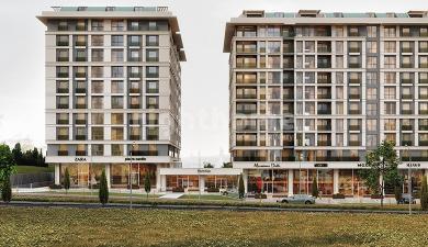 RH 387 - residential 3+1 apartments in Beylikduzu