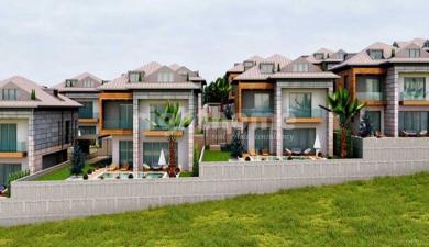 RH 384- Luxury villas near Marmara Sea in Beylikduzu