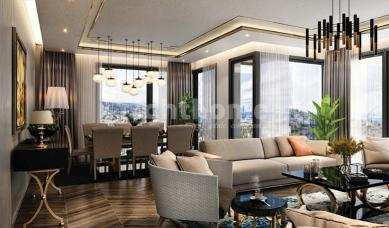 RH 349 - Luxury family apartments with Bosphorus view in Uskudar
