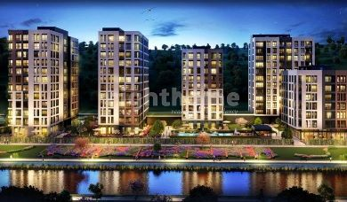 RH 193-Residential investment project in a prime location in Kagithane under construction