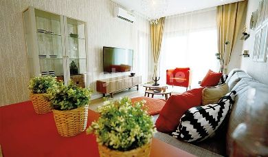 RH 177- family residential project in Beylikduzu near to metrobus and highways