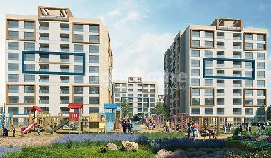RH 182- Affordable houses in Bahcesehir near the lake