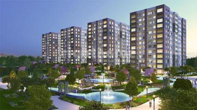 RH 322- Residential and commercial project in Beylikduzu