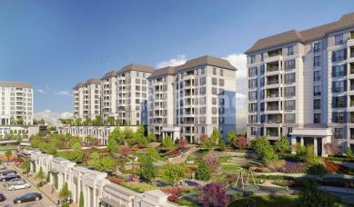 RH 408 - Residential project in the heart of Basaksehir, suitable for families