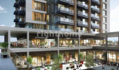 RH 296 - ready luxury offices in Yenibosna on the main street