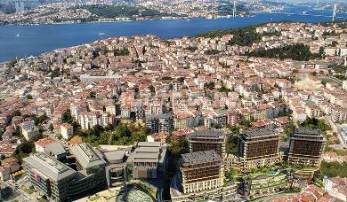 RH 186-bosphorus view in uskudar suitable for housing and investment