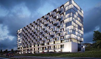 RH 174- Ready project in Beylikduzu with special architectural design