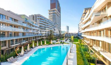 RH 328 - A high-end family complex in Izmir, ready for housing