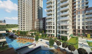 RH 8-Bahcesehir towers project