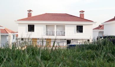 RH 394 - Private villas in Beylikduzu with sea view