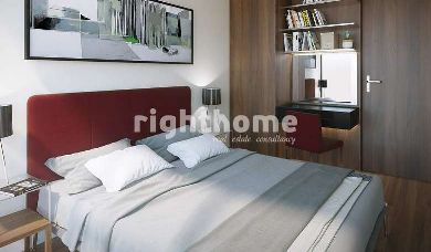 RH 24-Luxury apartments in Atakoy towers in Istanbul