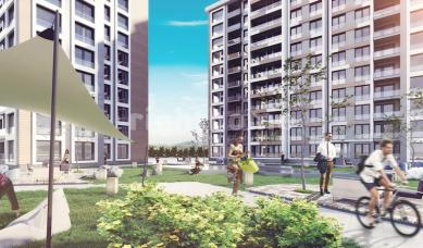 RH 411 - Basaksehir gardens elite family residences