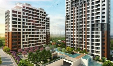 RH 192- Ready project in Bahcesehir at affordable prices