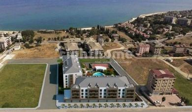 RH 146-Flamengo project in buyukcekmece, private residences