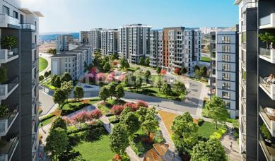 RH 270 - A new investment project in Basaksehir area