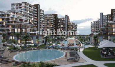 RH 72-Perfect city residence in Beylikduzu