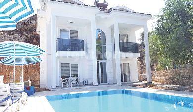 RH 158-Zircon villas in Fethiye, Antalya