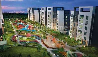 RH 164-Project in a quiet area in Bahcesehir with large areas guaranteed by Turkish government