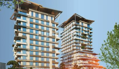 RH 185- Residential and investment project in the center of Istanbul in Kagithane Sisli