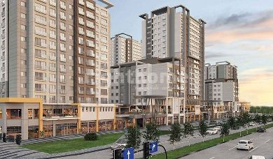 RH 172- Under construction project near to Kanal Istanbul in Bahcesehir