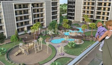 RH 409 - Family concept project located in a special area close to the city center