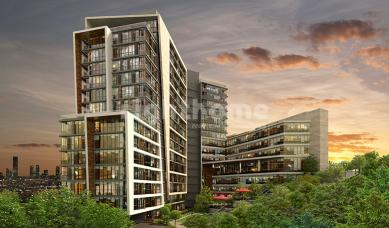 RH 31 - Apartments overlooking the forest in Sisli, Istanbul