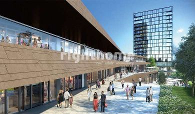 RH 28-Smart apartments with housing and office concept in the center of Istanbul