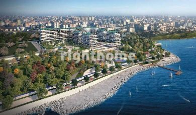 RH 44 - Apartments with direct sea view at Buyukcekmece marina