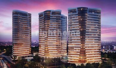 RH 396 - Under-construction towers in Kadikoy Asian Istanbul