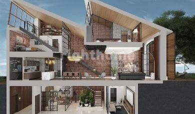 RH 194- Under Construction project in a special area near to the historic city