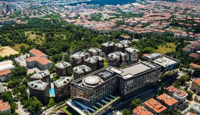 RH 372- Luxury apartments for sale in Uskudar ready for housing