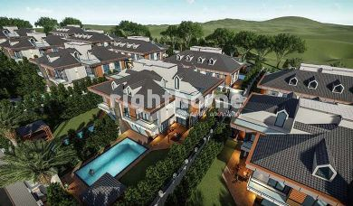 RH 96-Buyukcekmece independent villas project in Istanbul