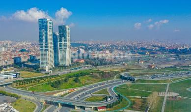 RH 335 - Towers with direct sea view in a prime location in Zeytinburnu