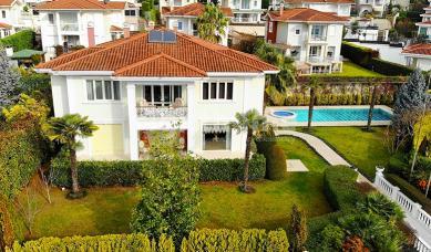 RH 360- Luxury mansion in buyukcekmece for holidays