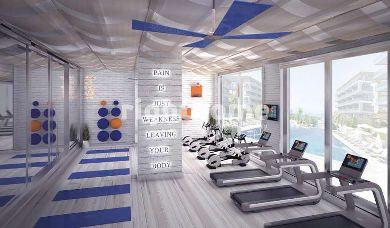 RH 85- Marine Apartments ready to move in Alanya