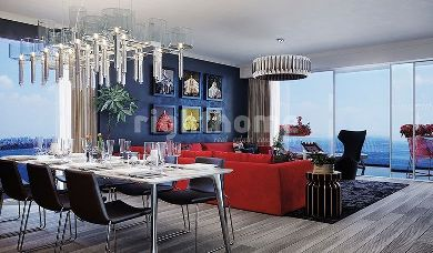 RH 176- residential project in Izmir located near to the city center